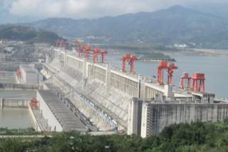 Самая большая плотина – «Три ущелья» на реке Янцзы. Часть 1