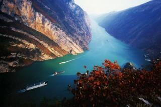 Самая большая плотина – «Три ущелья» на реке Янцзы. Часть 2