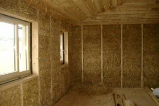 Экологичные каркасно-соломенные дома. Часть 2