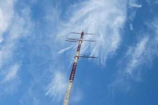 Установка ветроизмерительного комплекса в Якутии