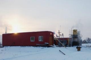 Первая газогенераторная электростанция в Якутии
