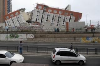 У берегов Чили произошло землетрясение cилой 5,1 балла