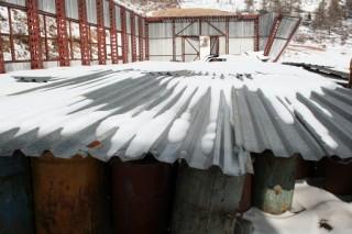Более ста десяти тонн отходов ртути было вывезено из республики Алтай