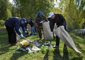 Движение по уборке мусора поддержит Росприроднадзор