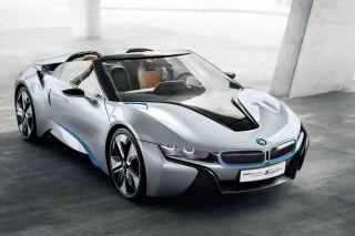 Компания BMW представила экологически чистый суперкар