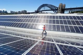 Энергия солнца и ветра может обеспечить Австралию электричеством