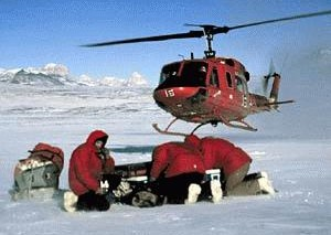 Ученые обнаружили древних микробов подо льдами Антарктики