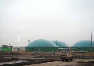 В Белоруссии скоро заработают 25 новых биогазовых установок