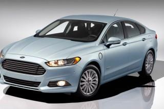 Ford Fusion Energi 2013 года будет стоить не менее $39,495