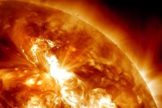 Значение и влияние магнитных бурь. Солнечный ветер. Солнечная активность. Часть 2
