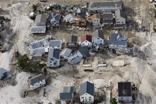 Увеличивается риск глобальных экологических изменений