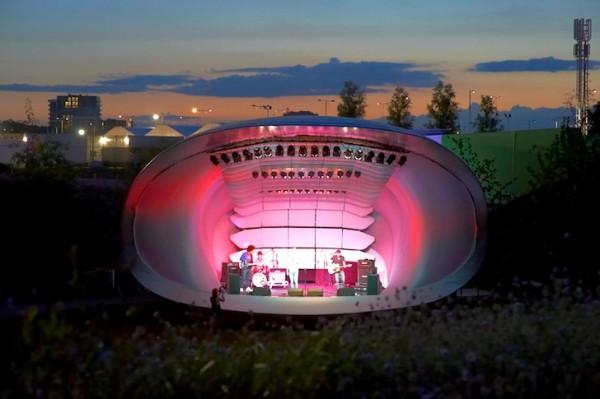 Проект дебютировал на Олимпийских играх-2012