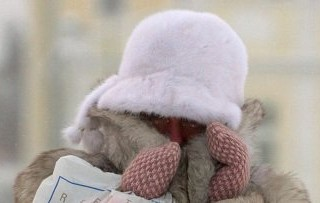 В Якутии на полюсе холода температура опустилась ниже минус пятидесяти градусов