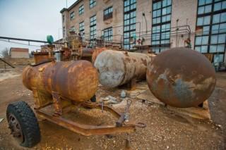 Более ста тонн опасных отходов были складированы с нарушением закона на предприятии в Перми