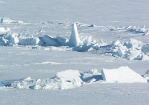 Ученые заявляют, что доставкой тепла к полюсу дирижируют ураганы Арктики