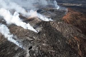 Подземные воды угрожают островам Гавайи