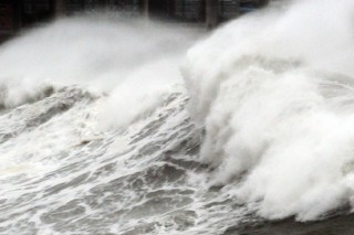 К приближению тайфуна «Пабло» готовятся жители Филиппин
