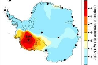 В Антарктиде стало быстрее теплеть