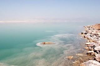 Ускорилось высыхание Мертвого моря
