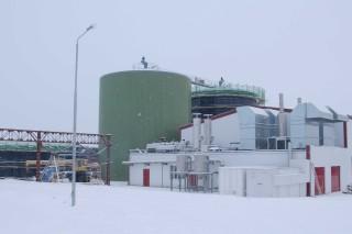 Биогазовая станция Белгородской области начала применять свекловичный жом
