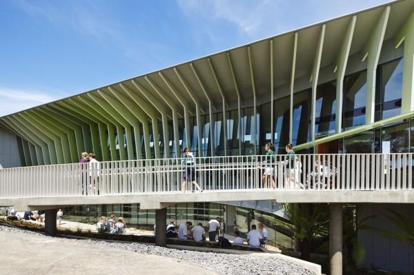 Центр инноваций и экологической устойчивости в Мельбурне