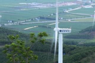 Китай утвердил четыре ветроэнергетических проекта