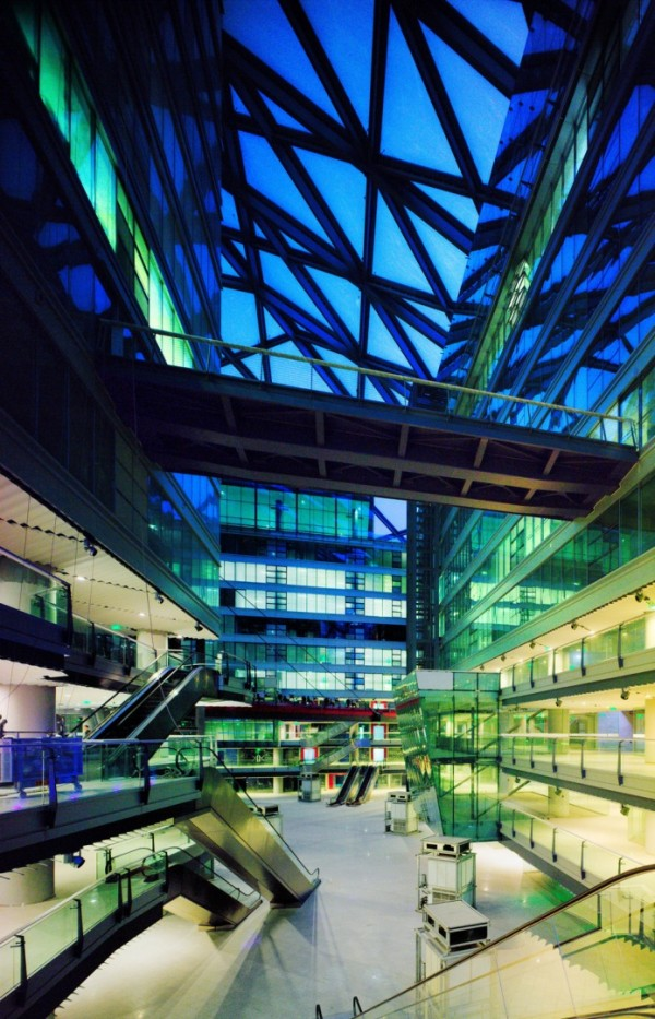 Первый коммерческий проект в Китае, получивший LEED Platinum