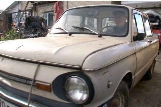 Изобретатель из России смог превратить «Запорожец» в электромобиль