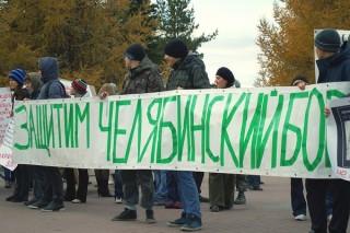 Экологи Москвы решат судьбу городского бора в Челябинске