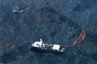 Химикаты, которыми устраняют утечки нефти, опаснее самой нефти