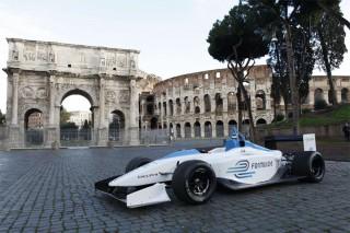В Риме пройдут соревнования гоночных электромобилей
