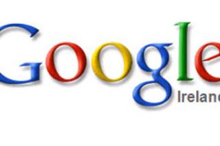 Корпорация Google сэкономила благодаря ирландскому климату