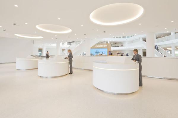 Офис компании Eneco в Роттердаме