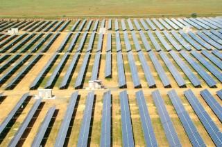 Альтернативная энергетика позволяет обеспечивать два района Крыма полностью