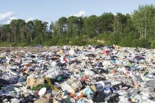 В Калужских муниципалитетах за год ликвидировали более одиннадцати тысяч стихийных свалок