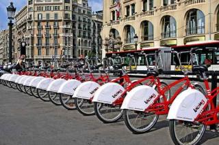Для улучшения экологии в Барселоне появятся новые велодорожки
