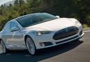 Небольшое обновление увеличит дальность поездки Tesla Model S