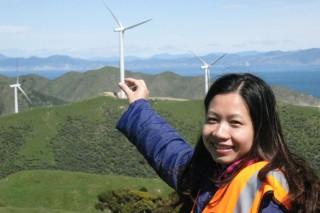 Энергия ветра во Вьетнаме
