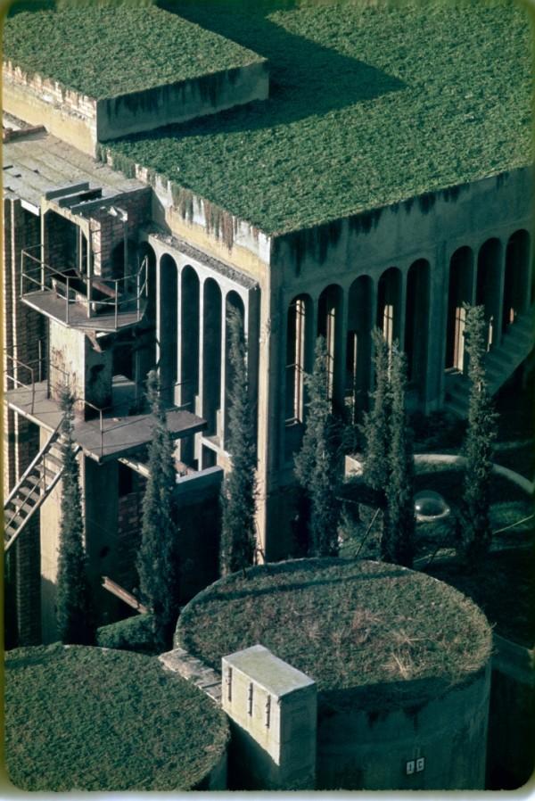 Замок индустриальной эры