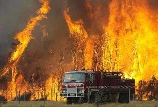 Австралийским обсерваториям угрожают лестные пожары