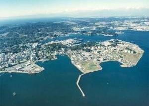 В регионе Канто обнаружили новое изменение морского дна