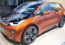 Электромобиль BMW i3 выпустят с двухцилиндровым двигателем