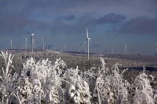 В Канаде запустили 300 МВт энергии ветра