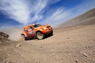 Экологи из Чили попросили поменять маршрут ралли «Дакар»
