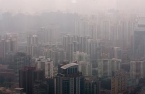 На два процента снизить объем загрязняющих веществ в тринадцатом году, такая цель поставлена в Пекине