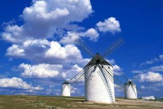 От ветряной мельницы к ВЭУ