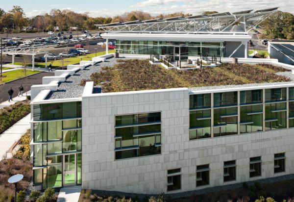 Кампус с положительным энергобалансом