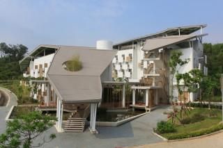 Общежитие НИИ промышленных технологий Тайваня