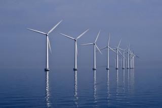 На морском ветропарке Teesside установлена первая турбина