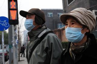Максимальных отметок достигли загрязнения в столице китайской республики